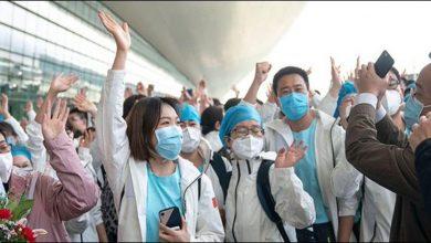 Photo of چین کی کورونا کے خلاف کامیابی