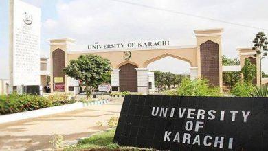 Photo of جامعہ کراچی میں کوروناوائرس ٹیسٹ کےلیےلیبارٹری قائم
