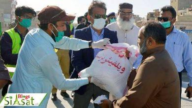 Photo of فلاحی اداروں نےمشکل گھڑی میں ایک مرتبہ پھرامدادی کاموں کابیڑااپنےسراٹھالیاہے