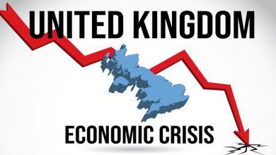 Photo of برطانیہ سب سے بڑے معاشی بحران سے دو چار