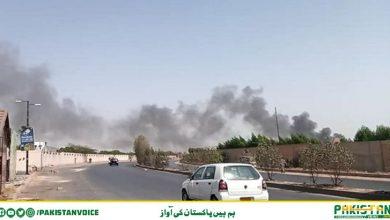 Photo of کراچی : ہوائی اڈے کے قریب مسافر طیارہ گر کر تباہ ، ہلاکتوں کا خدشہ