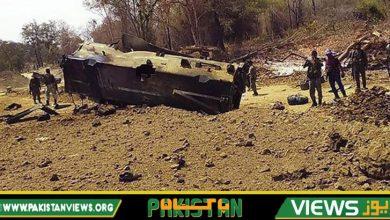 Photo of بلوچستان: بارودی سرنگ پھٹنے سے میجراور 5 سپاہی شہید