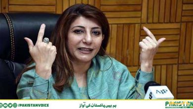 Photo of انڈین فورسز اپنی ناکامیاں پاکستان کے سر نہ تھوپیں