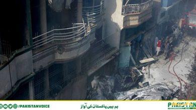 Photo of طیارہ حادثے سے متاثر مکینوں کو رہائش کی فراہمی