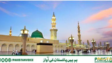Photo of آج سے مسجد نبویﷺ نماز کے لیے کھول دی جائے گی