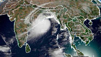 Photo of خلیج بنگال مین آنے والا خطرناک ترین طوفان 'امفان'