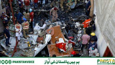 Photo of تباہ ہونے والے طیارے کے ملبے سے کروڑوں روپے برآمد