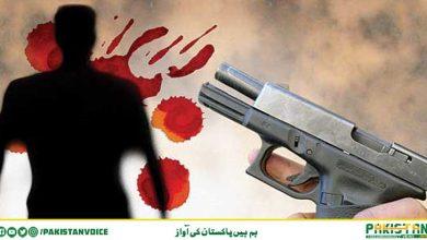 Photo of شہر قائد میں غیرت کے نام پر نوجوان قتل