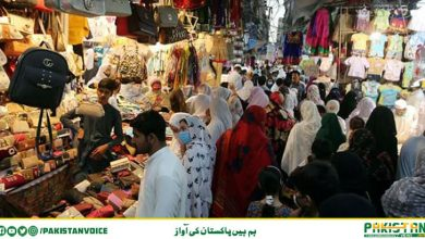 Photo of پیر سے جمعرات تک مارکیٹوں کےاوقات کار بڑھائے جانے کا امکان