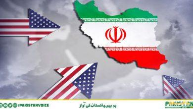 Photo of امریکا کی دھمکی ،ایران مزید پابندیوں کے لیے تیار رہے