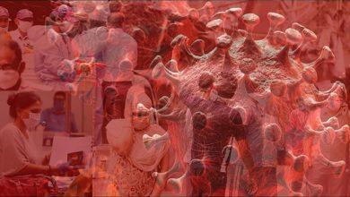 Photo of پاکستان میں کورونا کیسز کی شرح میں خوف ناک حد تک اضافہ