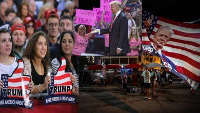 Photo of ٹرمپ کی ریلی کے بعد وبا کے نئے سرے سے پھوٹنے کا خطرہ بڑھ گیا