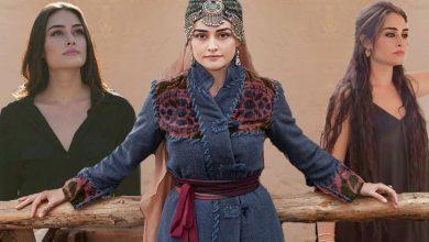 Photo of ارطغرل غازی کی ہیروئن کو پاکستان بھا گیا