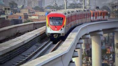 Photo of اورنج لائن میٹرو ٹرین کو چلانے کے لیے ایس او پیزکی تیاری