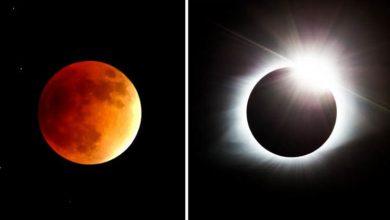 Photo of کل رات چاند ہوگا جبکہ21 جون کوسورج کوگرہن لگے گا
