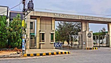 Photo of ملک میں پہلی بارسینٹ کا آئن لائن اجلاس این ای ڈی یونیورسٹی نےطلب کرلیا