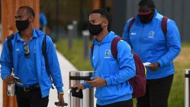 Photo of انگلینڈ کے خلاف ٹیسٹ سیریز کے لیے ویسٹ انڈیز ٹیم مانچسٹر پہنچ گئی