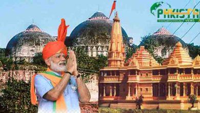 Photo of رام مندر کا سنگ بنیاد 5 اگست کو رکھا جائے گا