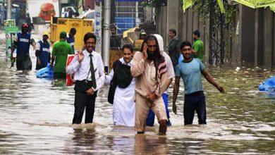 Photo of کچھ دیر کی بارش سے نظام درہم برہم ، شہر کی بجلی بھی غائب