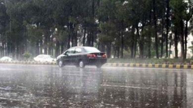 Photo of ملک کےمختلف شہروں میں موسلا دھار بارش