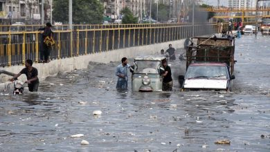 Photo of کراچی ڈوب گیا، سندھ حکومت بیان بازی تک محدود