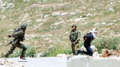 Photo of اسرائیلی فوج کی مقبوضہ مغربی کنارے پر فائرنگ ، نوجوان جاں بحق