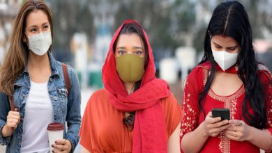 Photo of فیس ماسک پہننے سے وائرس  کا خطرہ کم ہو جاتا ہے