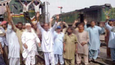 Photo of ریل مزدور اتحاد کا 5 اگست کو پہیہ جام کرنے کا اعلان
