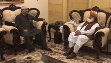 Photo of پہلے ہی کہہ دیا تھا عمران خان حکومت چلانے کے اہل نہیں : زرداری