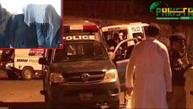 Photo of پولیس کی خفیہ اطلاع پر کارروائی اشتہاری ملزم گرفتار