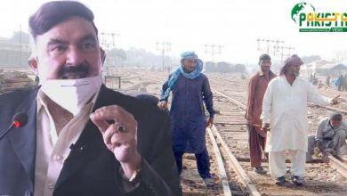 Photo of جب تک ریلوے ترقی نہیں کرے گی مزدور کی زندگی نہیں بدلے گی