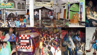 Photo of بنگلادیش : مسجد دھماکے میں اموات کی تعداد 24 ہوگئی