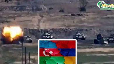 Photo of آذربائیجان اور آرمینیا کی جھڑپ میں 500 سے زائد فوجی ہلاک