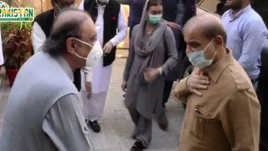 Photo of عوام باہر نکلی تو موجود حکومت کو گھر جانا پڑے گا:  آصف زرداری