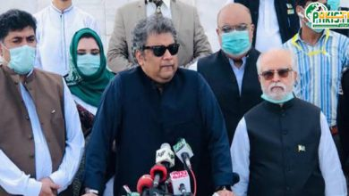 Photo of وزیراعلیٰ سندھ اور آئی جی استعفیٰ دیں : علی زیدی