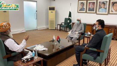 Photo of مولانا فضل الرحمان کی آصف زرداری سے ملاقات