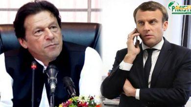 Photo of فرانسیسی صدر کے بیان سے کروڑوں مسلمانوں کے جذبات مجروح ہوئے