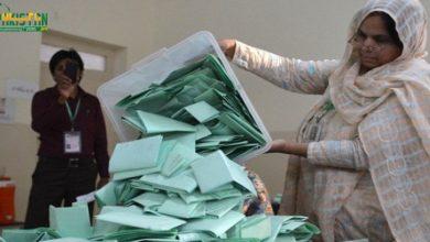 Photo of جی بی الیکشن:  پولنگ ختم ووٹوں کی گنتی جاری