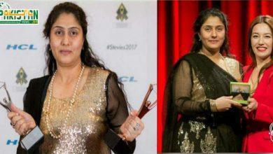 Photo of پاکستانی خاتون تاجر نے 8 امریکی ایوارڈ اپنے نام کیے