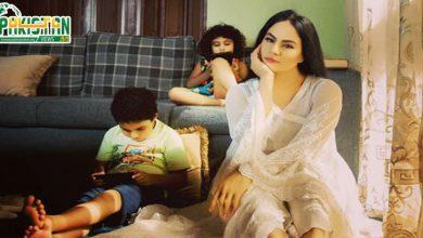 Photo of اداکارہ وینا ملک پر بچے اسمگل کرنے کا الزام