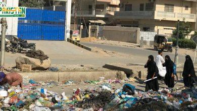 Photo of کراچی:  کچرا پھینکنے پر جیل جانا پڑسکتا ہے