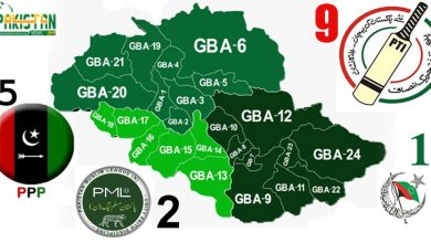 Photo of جی بی الیکشن کے غیر حتمی غیر سرکاری نتائج