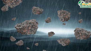 Photo of پتھریلی بارش