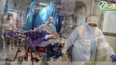 Photo of گذشتہ 24 گھنٹوں پاکستان میں کورونا سے 59 افراد جاں بحق ہوگئے