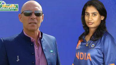 Photo of بھارتی کرکٹر متھالی راج سے بے تکلفی ڈینی موریسن کو مہنگی پڑ گئی
