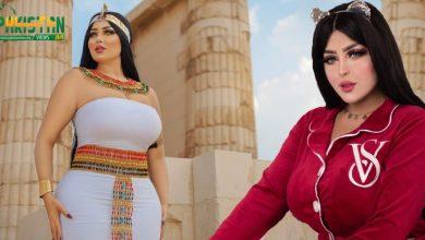 Photo of مصری  اداکارہ فرعونی طرز کا لباس پہننے پر گرفتار