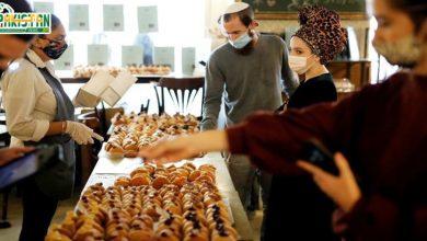 Photo of اسرائیلیوں کی 'ابوظبی' ڈونٹس خریدنے کیلئے لمبی قطاریں