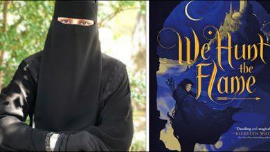 Photo of فوربز کی فہرست میں شامل ہونے والی پہلی باحجاب امریکی مصنفہ