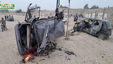 Photo of پنجگور میں دھماکا  2 افراد جاں بحق