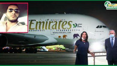 Photo of امارات ایئر لائن نے پائلٹ کو اسرائیل جانے سے انکار پر معطل کردیا